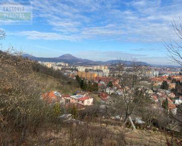 Exkluzívny pozemok na bývanie, Sídlisko II, **Krásny výhľad na Prešov**