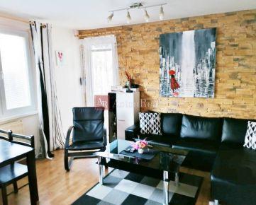 3 izb. byt 72m2 v Martine na Ľadovni prerobený + Balkón