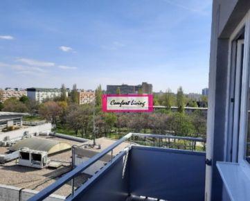 COMFORT LIVING ponúka - 2 izbový apartmán v práve skolaudovanej NOVOSTAVBE, balkón, výhrevné panely, orientácia na dve svetové strany Východ a Západ