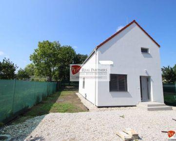 REB. sk predaj 5 izb. RD, Rusovce, novostavba, 120 m2 + 505 m2 pozemok