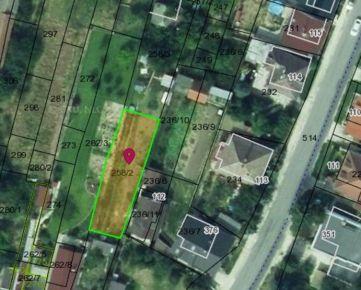 Reality GALA - predaj spoluvlastníckeho podielu 1/2 na záhrade vo Veľkom Orvišti