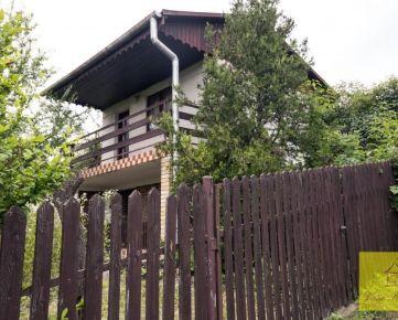 Chata so záhradou pri Zdobe