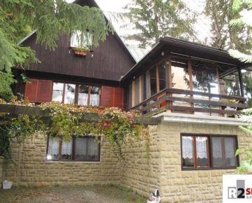 Predáme chatu, chalupu, Žilina - Zádubnie, R2 SK.