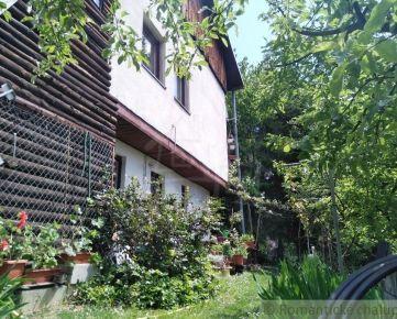 Krásna chata vhodná aj na trvalý pobyt, Drienica