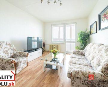 3 izbový byt po komplet rekonštrukcií v Nitre na predaj