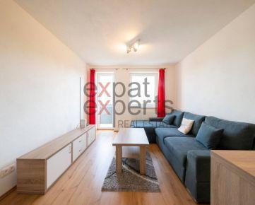Pekný 2 - izbový byt s garážou a balkónom s krásnym výhľadom