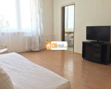 Predaj 1 izbového bytu v Ružinove - Trnávka. Banšelova ulica