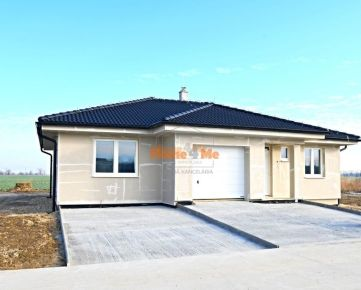 Home4me PREDAJ 4 izbového rodinného domu s garážou, Hamuliakovo