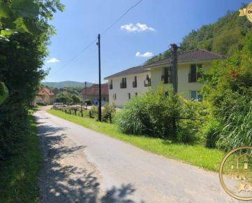 Predaj bytov/apartmánov v prostredí Strážovských vrchov - Omastiná !!!