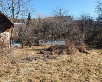 Predaj pozemku vhodného na výstavbu RD v  obci Hrochoť - okres Banská Bystrica