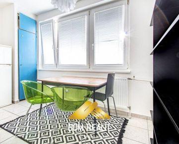 Zrekonštruovaný 1 izobvý byt v Petržalke
