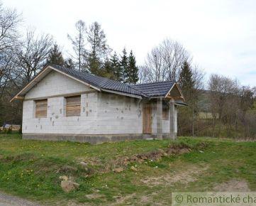 Rozostavaný dom - Cernina pri Svidníku