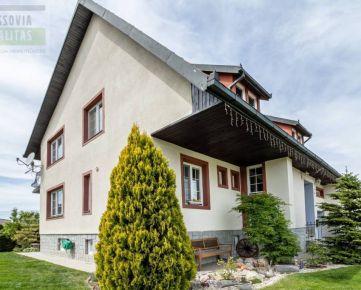 Na predaj rodinný dom, Nižná Šebastová -Prešov