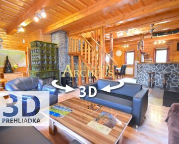 3D_OBHLIADKA_EXKLUZÍVNE_CHATA TATRANSKÁ KOTLINA_400m2