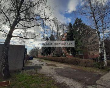 Predáme garáž - Ondrejovova ul., mestská časť Ružinov