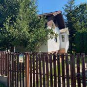 Chata, rekreačný domček 50m2, čiastočná rekonštrukcia