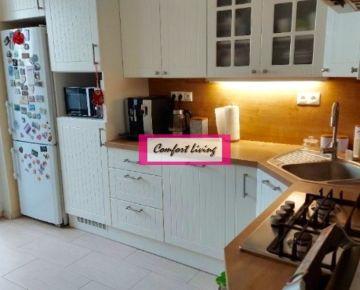 COMFORT LIVING ponúka - Kompletne zrekonštruovaný a zariadený 4 izbový byt s loggiou  - nové rozvody, nepriechodné izby, orientácia východ a západ