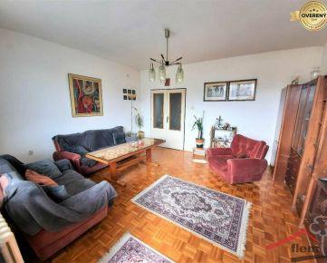 REZERVOVANÉ! 3-izbový byt s garážou na predaj, Nitra - Chrenová