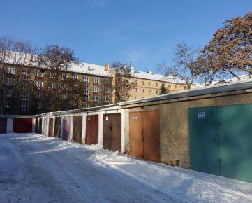 Na predaj garáž v Košiciach - Starom Meste, vedľa Hvozdíkovho parku