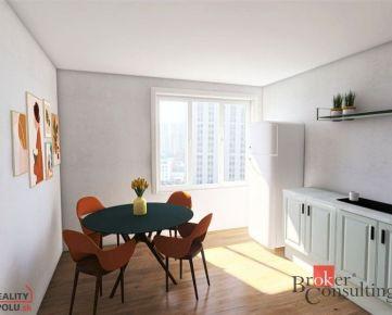 2 izbový , 74m2 byt Bratislava na predaj, kompletne zrekonštruovaný s výťahom na Šancovej ul.