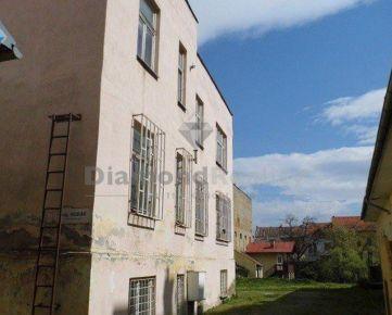 Na predaj dom(polyfunkčný objekt), Moyzesova ulica, Košice I -Staré Mesto