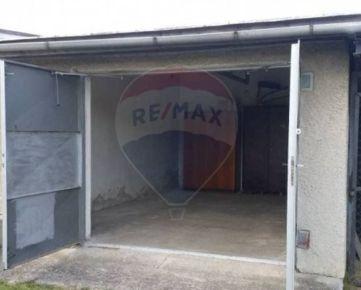 NA PREDAJ garáž  v Martine - Podháj