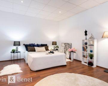 Arvin & Benet   Veľkometrážny byt za výbornú cenu