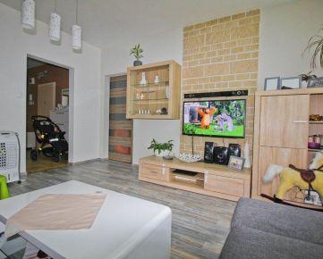 Predaj kompletne zrekonštruovaného trojizbového bytu s loggiou v meste Zlaté Moravce