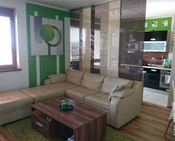 Prenájom kompletne zariadenej Novostavby 4-izbového bytu s 3-mi parkovacími miestami, ul. Molecova, BA IV- Karlova Ves