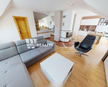 luxusný  3 izbový byt na malej Prahe
