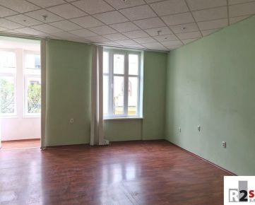 Prenajmeme dvojkanceláriu, Žilina - centrum, Národná ulica, R2 SK.