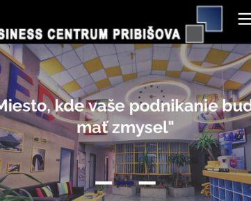Na prenájom virtuálne sídlo Pribišova, Karlova Ves, Bratislava