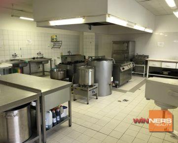 Priestory kuchyne na prenájom