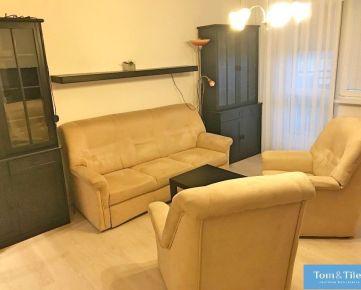 2 izbový byt s 2 loggiami na Pribišovej ulici