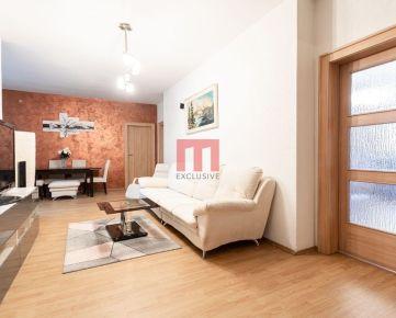 Na predaj veľkometrážny 5 izbový byt 160 m2 s výhľadom na Medickú záhradu