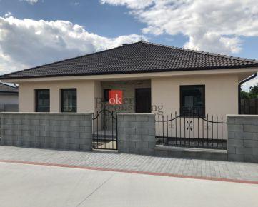 4 izbový rodinný dom /B/ Horná Potôň na predaj, novostavba
