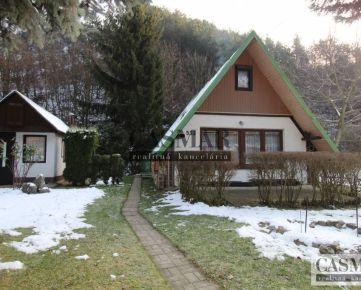 Pekná rekreačná chata v obci Buková