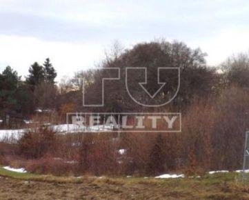 Predaj pozemku vhodného na záhradu, Košice I - Kavečany, 1287m2. CENA: 27 000,00 EUR