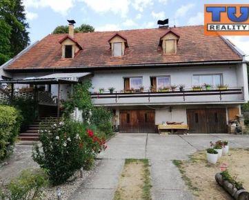 Na predaj zrekonštruovaný 5-izb. RD, pozemok 1511m2, 3x garáž, terasa, Rykynčice okres Krupina. CENA: 120 000,00 EUR