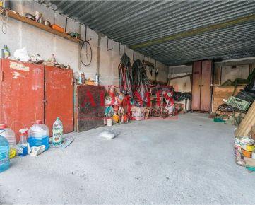 REZERVOVANÉ - ADOMIS - predáme garáž Košice Terasa, 19 m2