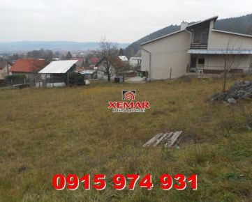 Stavebný pozemok na bungalov, Slovenské Pravno - exkluzívne