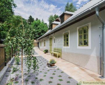 Exkluzívny dom s dvoma bytmi na predaj, Banská Štiavnica