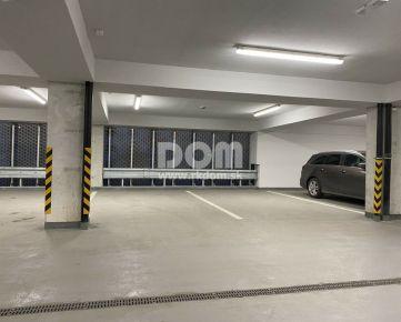 Garážové parkovacie miesto v novostavbe Rudiny II.