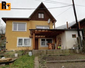 Žilina Vranie rodinný dom na predaj - ihneď obývateľný