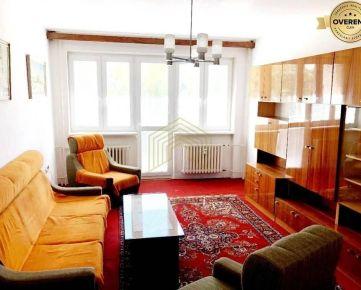 /FOITT/ predaj veľký 3izb byt s dvomi balkónmi