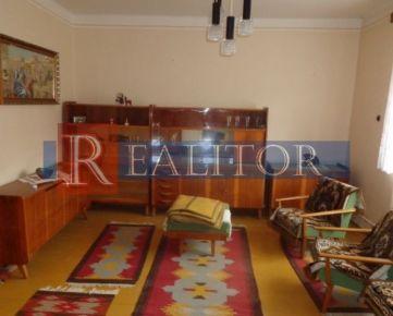 Predaj dom 1+3, Santovka,  pozemok 1.500 m2, okr. Levice-dohoda.