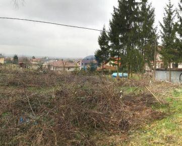 Stavebný pozemok 10á na vystavbu RD, Záhorská Bystrica