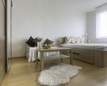 Na predaj 1 izbový byt-zariadený, BA-Podunajské Biskupice, EXKLUZÍVNE