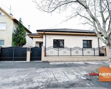 EXKLUZÍVNE! Predaj, pekný 4 izbový rodinný dom, Trnava - Modranka