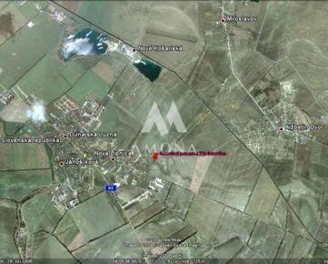 Stavebný pozemok na predaj v obci Dunajská Lužná časť Nové Košariská